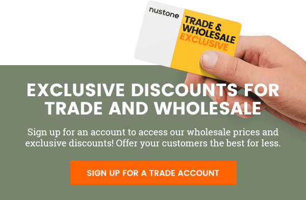 Trade and wholesale banner