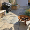 Rustic Copper Slate Paving