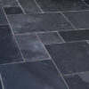 Brazilian Black Slate Patio Kit