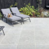 Silver Grey Porcelain Paving