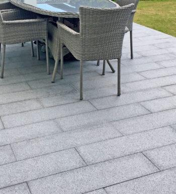 Blue Black Linear Granite 800x200
