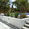 Blue Black Granite Paving Pool